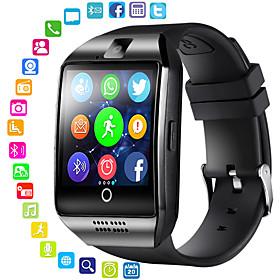 Men's Women's Sport Watch Smartwatch Digital Watch Digital Silicone Black Bluetooth Remote Control / RC GPS Watch Digital Casual Square Fashion - Black White S
