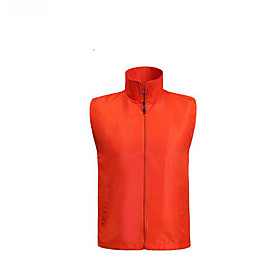 Men's Golf Outdoor Exercise Vest / Gilet Solid Colored Windproof Rain Waterproof Breathability Autumn / Fall Spring Sports  Outdoor