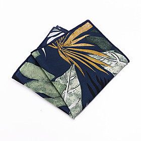 Men's / Women's Party / Basic Pocket Squares - Print