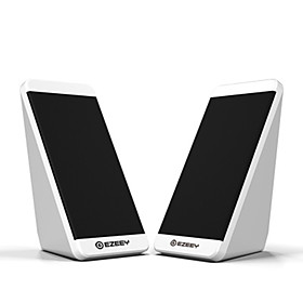 USB WIRED COMPUTER SPEAKERS 2 PIECES PC ELEVATION ANGLE HORNS FOR LAPTOP DESKTOP PHONE AUDIO SPEAKER MULTIMEDIA LOUDSPEAKER Model:S5; Connection:WIFI; Type:AI Speaker; Brand:LITBest; Features:Mini; Net Dimensions:13.76.86.3; Net Weight:0.3; Listing Date:12/30/2019
