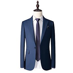 Oriental Blue wool custom suit