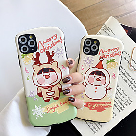 Phone Case For Apple Back Cover iPhone 11 iPhone XR iPhone 11 Pro iPhone 11 Pro Max iPhone XS iPhone XS Max iPhone X iPhone 8 Plus iPhone 8 iPhone 7 Plus Patte What's in the box:Case1; Type:Back Cover; Material:PC; Compatibility:Apple; Pattern:Christmas; Features:Pattern; Listing Date:12/02/2019; Production mode:External procurement; Phone/Tablet Compatible Model:iPhone 7,iPhone 7 Plus,iPhone X,iPhone 8 Plus,iPhone SE 2020,iPhone 8,iPhone 11 Pro Max,iPhone 11 Pro,iPhone 11,iPhone XS Max,iPhone XR,iPhone XS; Special selected products:Clearance
