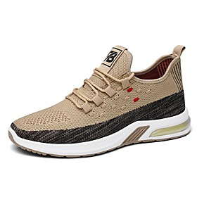 Men's Comfort Shoes Mesh Fall  Winter Athletic Shoes Black / Gray / Coffee Category:Trainers / Athletic Shoes; Upper Materials:Mesh; Season:Fall  Winter; Gender:Men's; Occasion:Outdoor; Shipping Weight:0.6; Listing Date:02/10/2020; 2020 Trends:Comfort Shoes; Foot Length:; Size chart date source:Provided by Supplier.