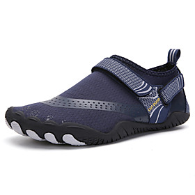 Men's / Unisex Trainers / Athletic Shoes Classic / Casual Daily Beach Water Shoes / Walking Shoes Canvas / Mesh Breathable Shock Absorbing Wear Proof Black / Y
