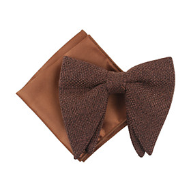 Men's / Boys' Party / Work / Basic Bow Tie - Print / Jacquard
