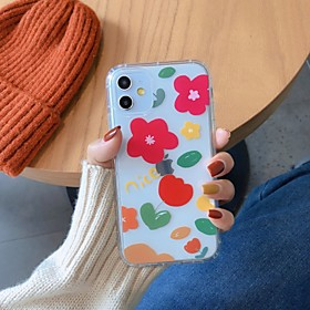 Phone Case For Apple Back Cover iPhone 11 iPhone XR iPhone 11 Pro iPhone 11 Pro Max iPhone XS iPhone XS Max iPhone X iPhone 8 Plus iPhone 8 iPhone 7 Plus Patte What's in the box:Case1; Type:Back Cover; Material:TPU; Compatibility:Apple; Pattern:Cartoon; Features:Pattern; Listing Date:03/18/2020; Production mode:External procurement; Phone/Tablet Compatible Model:iPhone 7,iPhone 7 Plus,iPhone X,iPhone 8 Plus,iPhone SE 2020,iPhone 8,iPhone 11 Pro Max,iPhone 11 Pro,iPhone 11,iPhone XS Max,iPhone XR,iPhone XS; Special selected products:Clearance