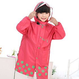 Kids Toddler Girls' Active Basic Polka Dot Geometric Color Block Patchwork Print Long Suit  Blazer Yellow