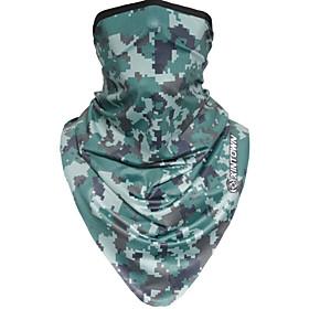 Men's Basic Polyester Bandana - Floral