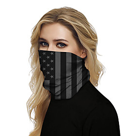 Unisex Party / Active / Basic Polyester Infinity Scarf - Striped / Print / Color Block