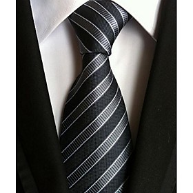 Men's Party / Work / Basic Necktie - Print / Jacquard