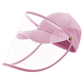 Unisex Basic Cotton Protective Hat-Solid Colored All Seasons Blushing Pink Red Blue