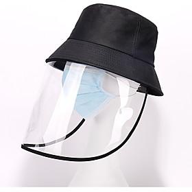 Women's Basic Polyester Full-face Protective Hat /Summer Outdoor Gardening / Foldable / Beach / Sunscreen Sun Hat Big Brim Cap