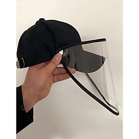 Women's Basic PU Floppy Hat-Floral Print All Seasons Black