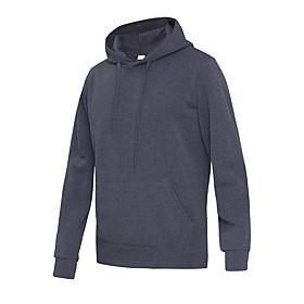 Men's Hoodie Sweatshirt Hoodie Winter Pullover Active Training Fitness Jogging Breathable Moisture Wicking Soft Sportswear Top Long Sleeve Activewear Micro-ela