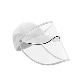 Women's Protective Hat Waterproof Dustproof Windproof Polyester Active Basic - Solid Colored White Black Blue