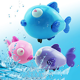 Water Toys Bathtub Pool Toys Water Play Sets Bath Toys Kid's Fish Plastic Floating Wind Up Pool Summer Boys and Girls Season:Summer; Gender:Boys and Girls; Theme:Fish; Occasion:Pool; Material:Plastic; Age Group:Kid's; Category:Water Toys,Bath Toys,Water Play Sets,Bathtub Pool Toys; Features:Wind Up,Floating; Package Dimensions:12.010.08.0; Net Weight:0.3; Listing Date:06/02/2020