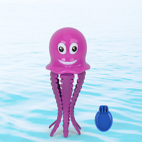 Water Toys Bathtub Pool Toys Water Play Sets Bath Toys Kid's Octopus ABS Lighting Floating Pool Bathtub Summer Boys and Girls Season:Summer; Gender:Boys and Girls; Theme:Octopus; Occasion:Bathtub,Pool; Material:ABS; Age Group:Kid's; Category:Bath Toys,Water Play Sets,Bathtub Pool Toys,Water Toys; Features:Lighting,Floating; Package Dimensions:21.019.07.0; Net Weight:0.25; Listing Date:06/02/2020