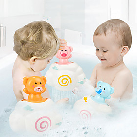 Water Toys Bathtub Pool Toys Water Play Sets Bath Toys Kid's Plastic Floating Pool Summer Boys and Girls Season:Summer; Gender:Boys and Girls; Occasion:Pool; Material:Plastic; Age Group:Kid's; Category:Bathtub Pool Toys,Water Toys,Bath Toys,Water Play Sets; Features:Floating; Package Dimensions:14.014.09.0; Net Weight:0.25; Listing Date:06/02/2020