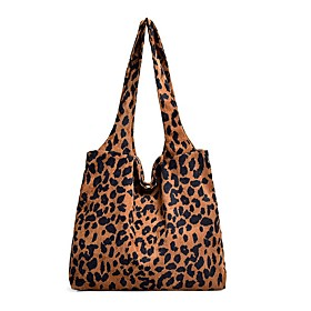 Women's Bags Polyester Top Handle Bag Animal for Daily Orange / Brown