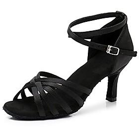 womenamp;amp; #39;s standard classical latin dance shoes ballroom party practice performance shoes,black,model 213-7, 5 bamp;amp; #40;mamp;amp; #41; us