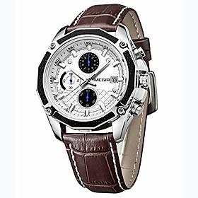 men's watch fashion waterproof silica gel luxury business analog quartz watches classic black belt chronograph date calendar watch litbwat