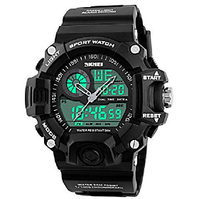 men's watches multi function military sports watch led digital waterproof alarm watches litbwat