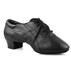 men's standard ballroom dance shoes,leather,6 d(m) us Listing Date:08/28/2020