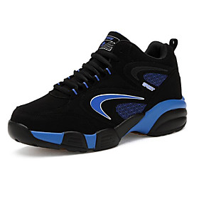 Men's Comfort Shoes Spring / Fall Outdoor Trainers / Athletic Shoes Basketball Shoes / Trail Running Shoes Nubuck Black / Red / Blue / EU40 Category:Trainers / Athletic Shoes; Upper Materials:Nubuck; Season:Fall,Spring; Gender:Men's; Range:EU40; Activity:Trail Running Shoes,Basketball Shoes; Occasion:Outdoor; Shipping Weight:0.894588; Listing Date:11/03/2017; 2020 Trends:Comfort Shoes; Foot Length:; SizeChart1_ID:2:135247; Special selected products:COD