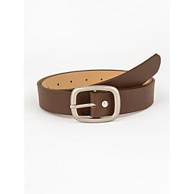 Women's Work / Active Waist Belt - Solid Colored