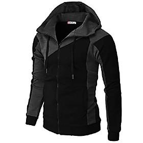 men's cascades explorer full-zip midweight fleece jacket gray us 2xl/asia 3xl (cmoja096)