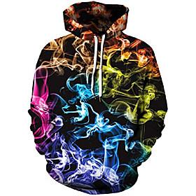 Men's Hoodie Color Block Hoodies Sweatshirts  WSWY-001 WSWY-002 WSWY-003