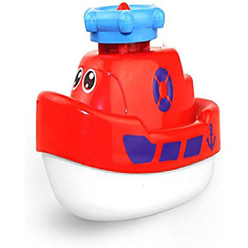 pool toys for girls water toys floating bathtub toys spray ship christmas birthday gifts for boys boat red Package Dimensions:17.313.611.5; Listing Date:09/19/2020