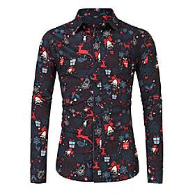 button up slim fit hawaiian short sleeve shirts casual button down hawaiian shirts holiday party (s, dark grey)