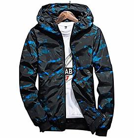 floral bomber jacket men hip hop slim fit flowers bomber jacket coat men's hooded jackets