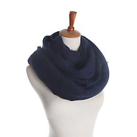 Women's Active Rectangle Scarf - Solid Colored Washable