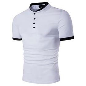 butamp; #39;s summer crew neck short-sleeve t-shirt henley t-shirts white-1 s