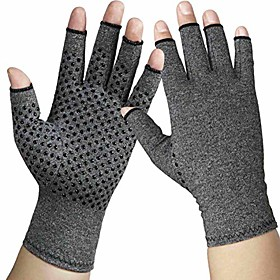 arthritis gloves -compression gloves for arthritis for women and men -relieve rheumatoid and osteoarthritis, swelling,muscle tension and computer typing(1 pair