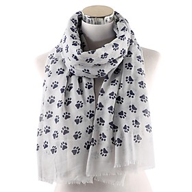 Women's Active Rectangle Scarf - Graphic Washable