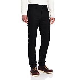 butamp; #39;s slim skinny fit twill work pant, brick rustic, 38x32
