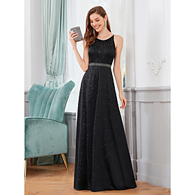 Women's A-Line Dress Maxi long Dress - Sleeveless Solid Color Backless Spring Summer Formal Elegant Party Loose 2020 Black S M L XL XXL 3XL 4XL