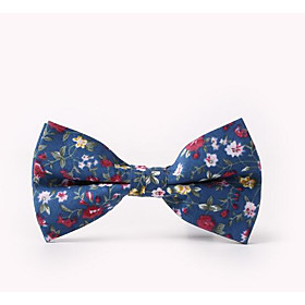 Men's Pattern Bow Tie Print