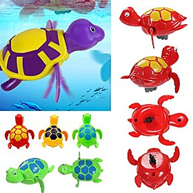 funny toys swimming chain turtle baby bath toys on the chain swimming water turtle baby bathing water new chain toy puzzle plaything toys and hobbies plastic m Listing Date:09/17/2020