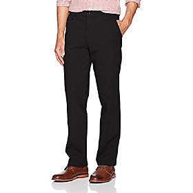 butamp; #39;s straight fit workday khaki smart 360 flex pants, rawls black dust heather, 30 29
