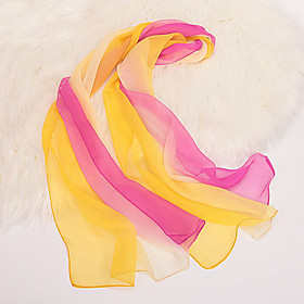 Women's Active Rectangle Scarf - Color Block Breathable