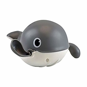 baby bath toys, baby bathtub wind up dolphin toys, cute fun multi colors floating bath animal toys for kids toddlers, child pool, swimming clockwork water toys Listing Date:09/18/2020