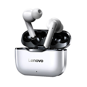Lenovo Live Pods LP1 Wireless Earbuds Bluetooth V5.0 True TWS Headset Touch Earphone Stereo 300mAh Durable Battery IPX4 Waterproof