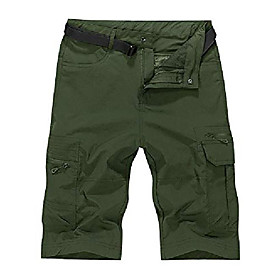 butamp; #39;s lightweight hiking quick dry cargo short khaki 34
