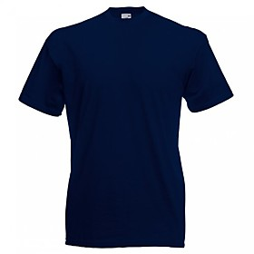 adult 4.7 oz. sofspun jersey crew t-shirt (j navy - j navy 3xl)