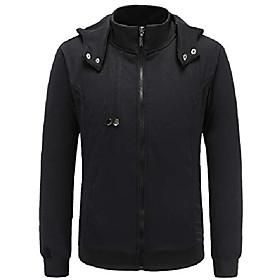 men's hoodie new tokyo ghouls ken kaneki cosplay black hoodie (x-large)