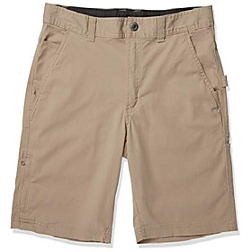butamp; #39;s ultimate roc flex comfort stretch casual short, ancient fossil - legacy, 30x8